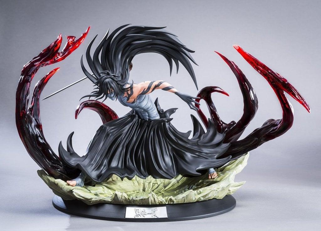Image of [IN-STOCK]Bleach Tsume Art HQS Kurosaki Ichigo Resin Statue