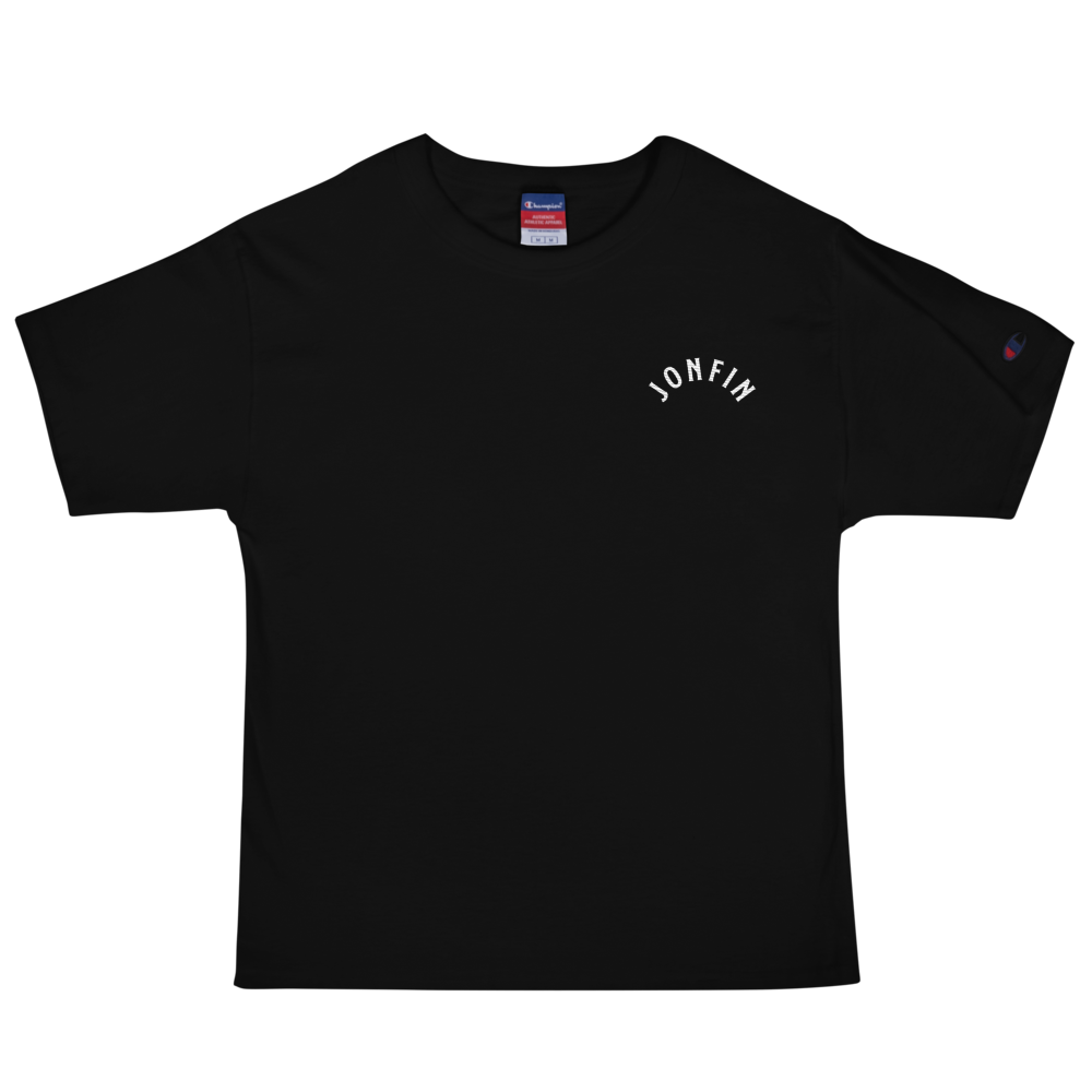 Image of Champion Embroidered Tee