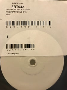 Image of Ringworm/ Child Bite **TEST PRESSING**