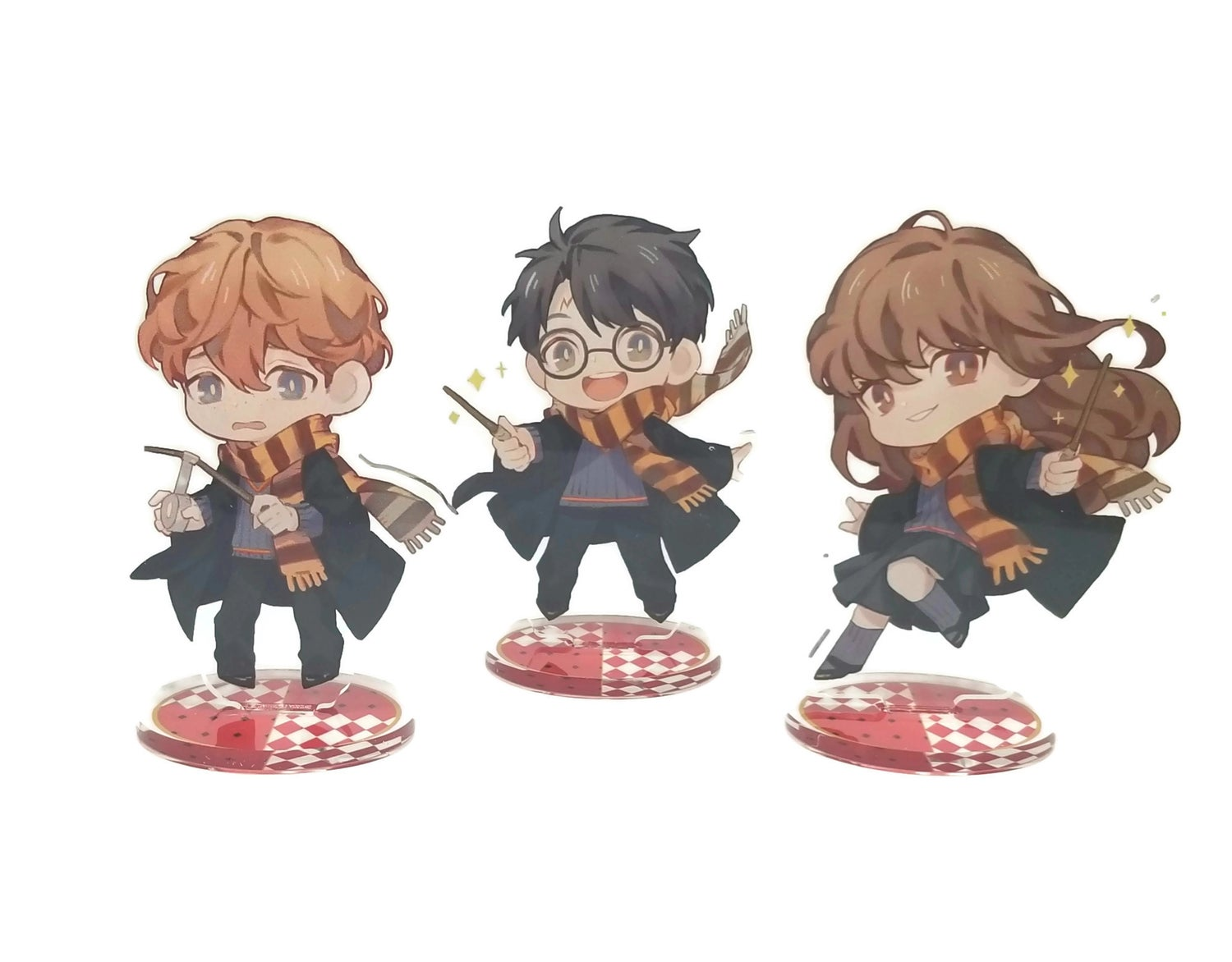Image of HP Acrylic Stand/charm
