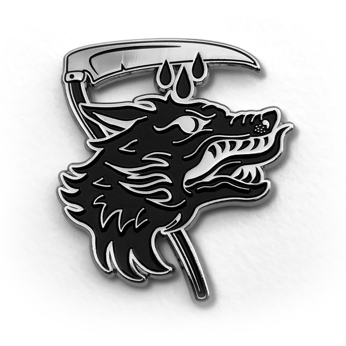 Image of Nachzehrer Patrol Pin II (Moonless Hunt)