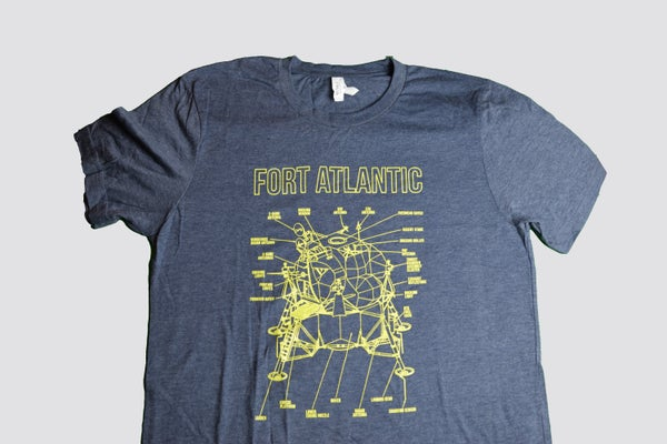 Image of Lunar Lander T-Shirt