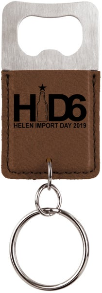 Image of HID 6 BOTTLE OPENER W/ KEYCHAIN (free shipping)
