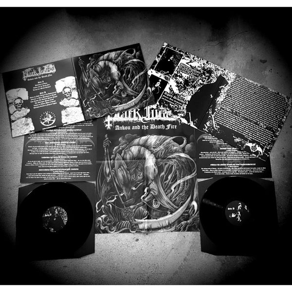 Image of Black Funeral - Ankou and the Death Fire - LP