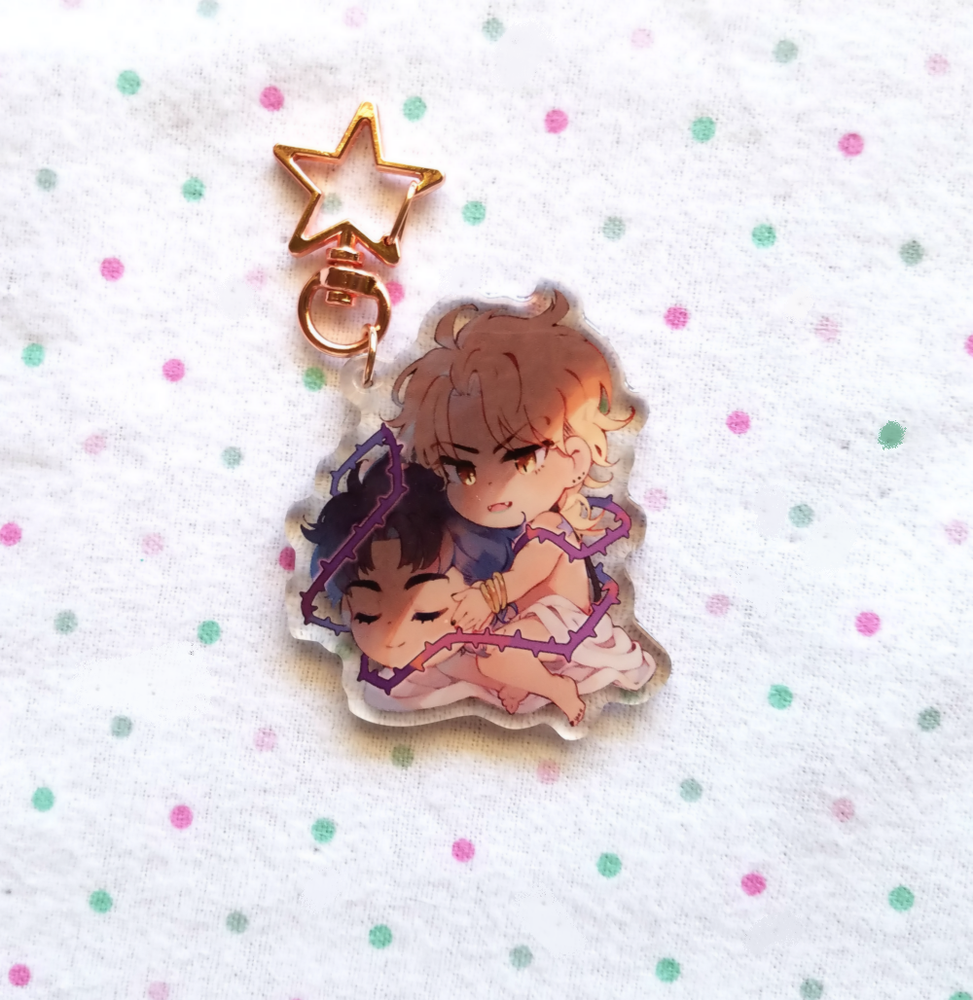 Image of JonaDio charm
