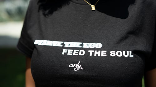 Image of STARVE THE EGO TEE