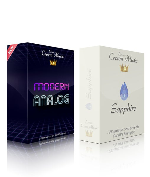 Image of Modern Analog and Sapphire Saver Bundle
