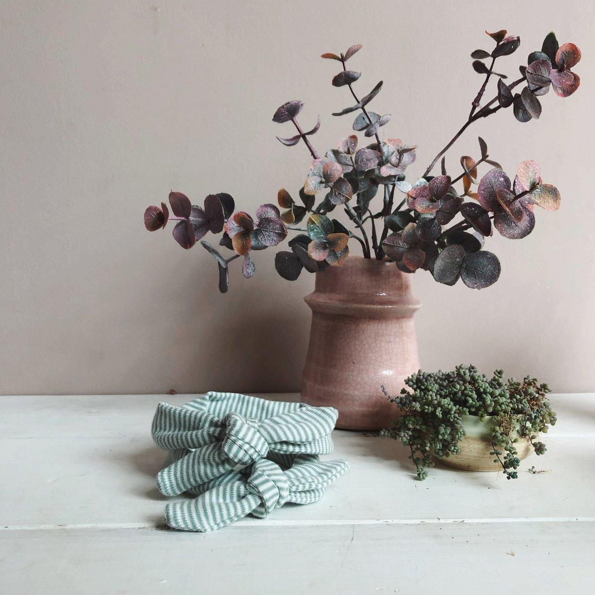 Image of Mint stripes