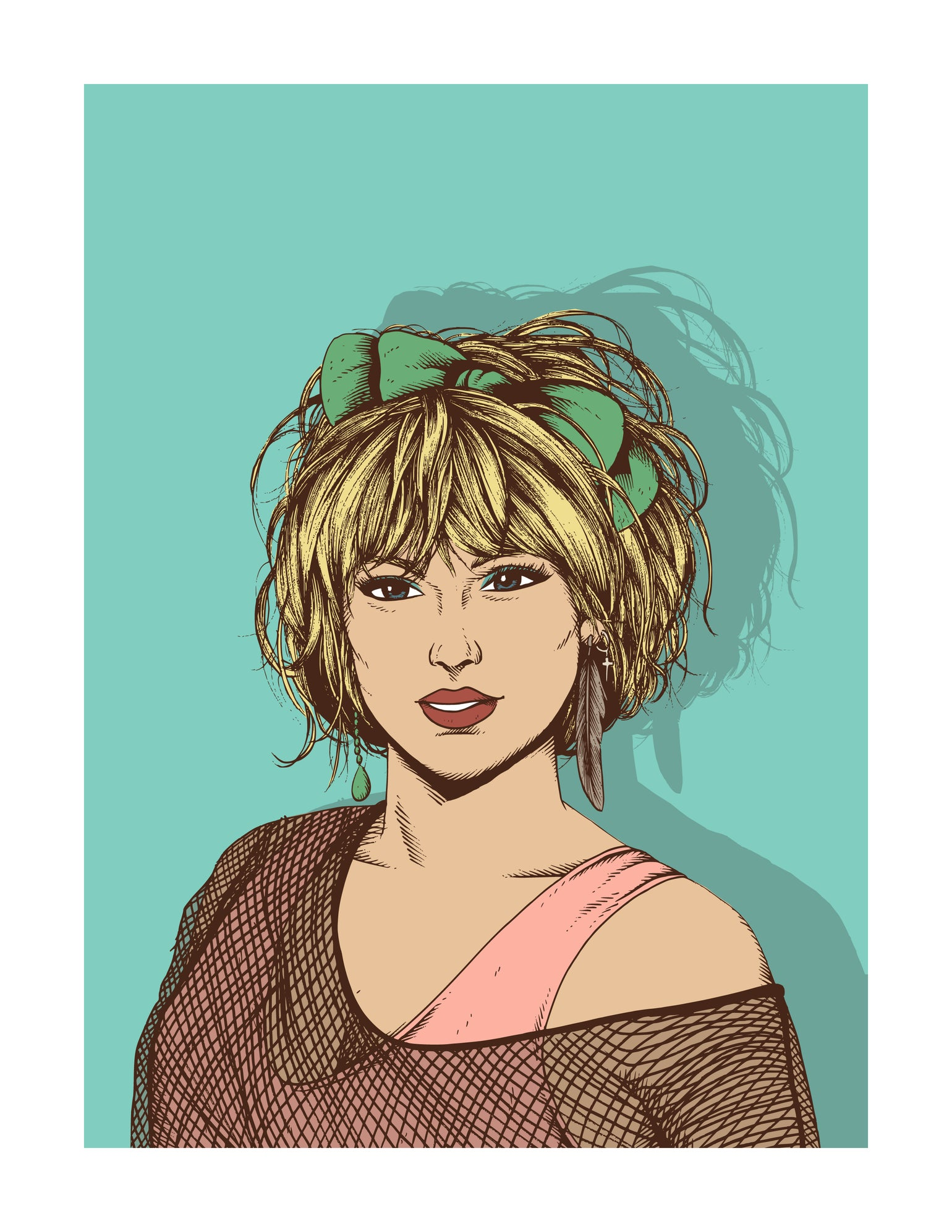 Image of 80s T swifty