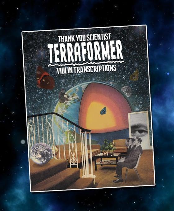 Image of Violin Transcriptions - Terraformer