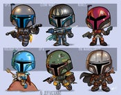 Image of Evolution of the Mandalorians