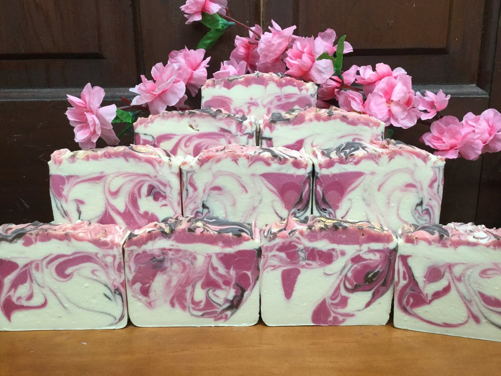 Image of Cherry Blossom Soap