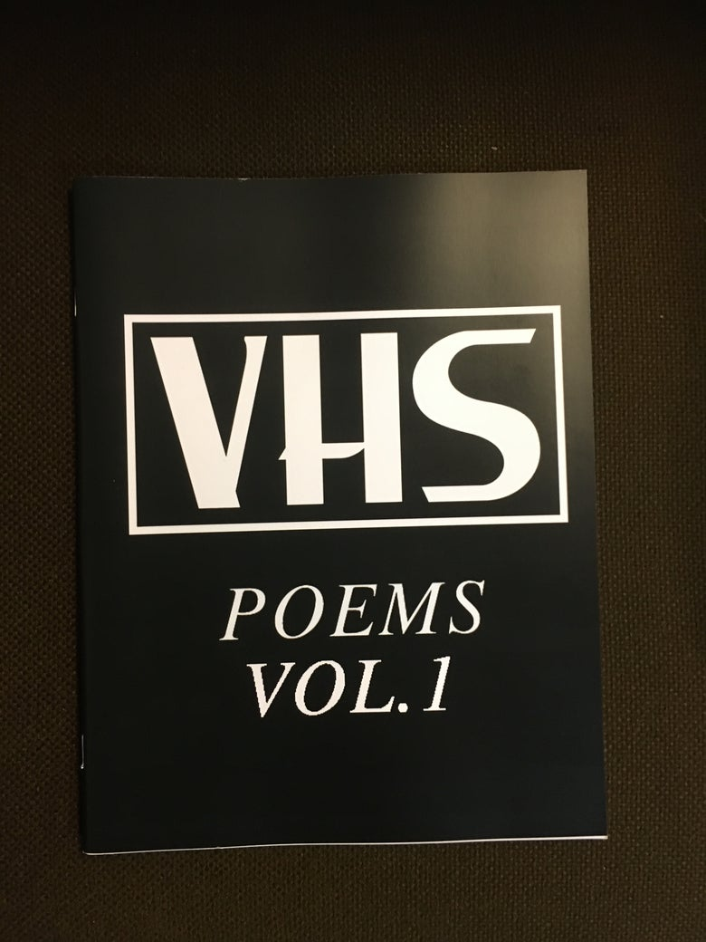 Image of VHS Poems vol.1