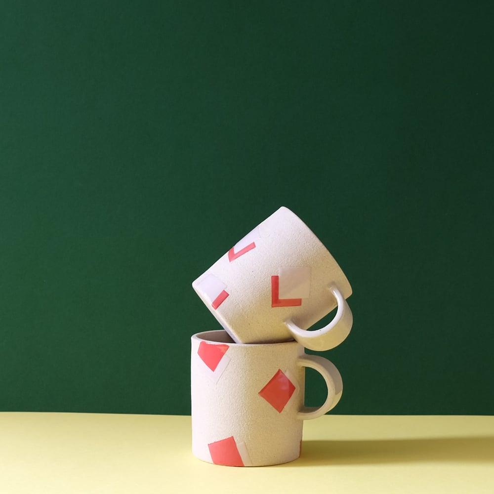 Image of Lovers' Mugs (Pair)