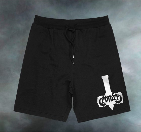 Image of Battle Hammer Champion Mesh Shorts with Pockets