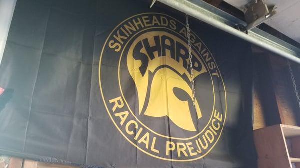 Image of Sharp flag 3x5