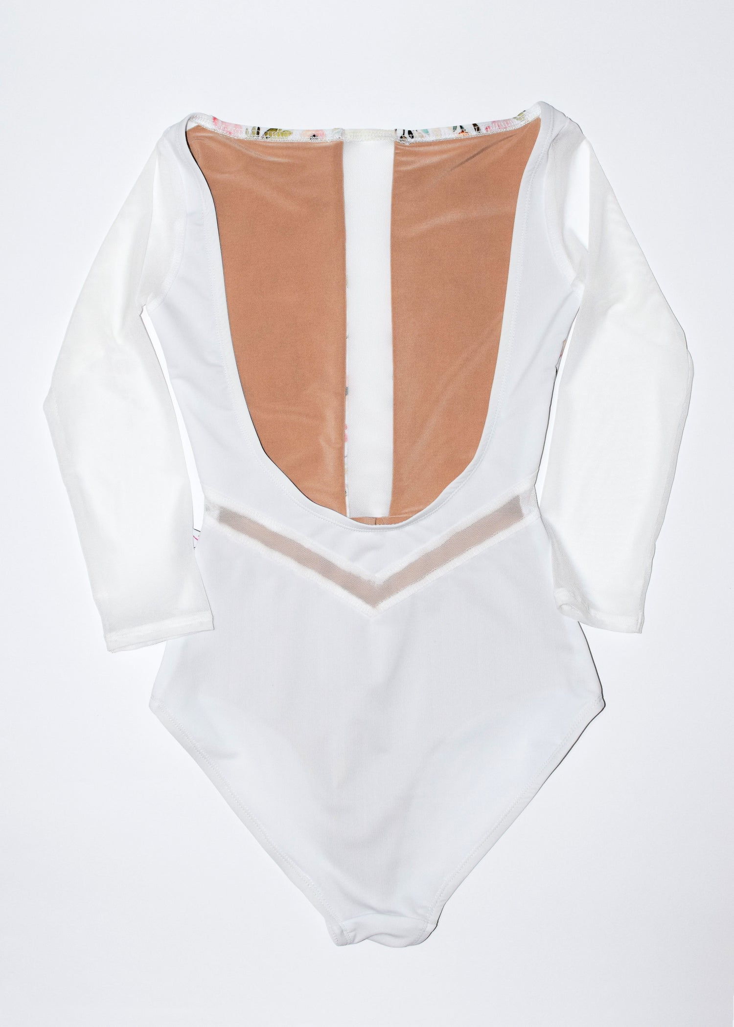 Image of IN THE MIDDLE with long sleeve - Patter Fabric