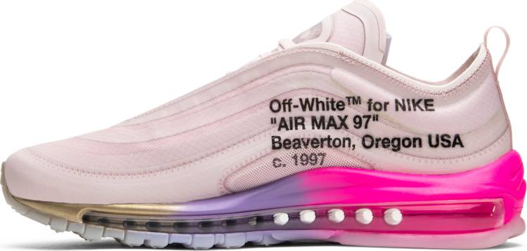Serena Williams x OFF-WHITE x Air Max 97 OG 'Queen'