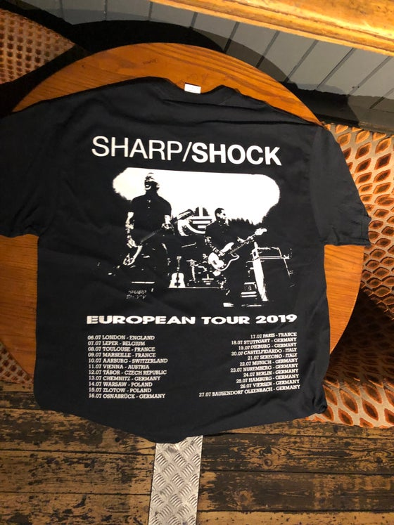 Image of European Tour Shirt - Limited stock!