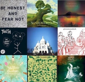 Image of VARIOUS OOAL LPS: 2 FOR €24 INCLUDING SHIPPING