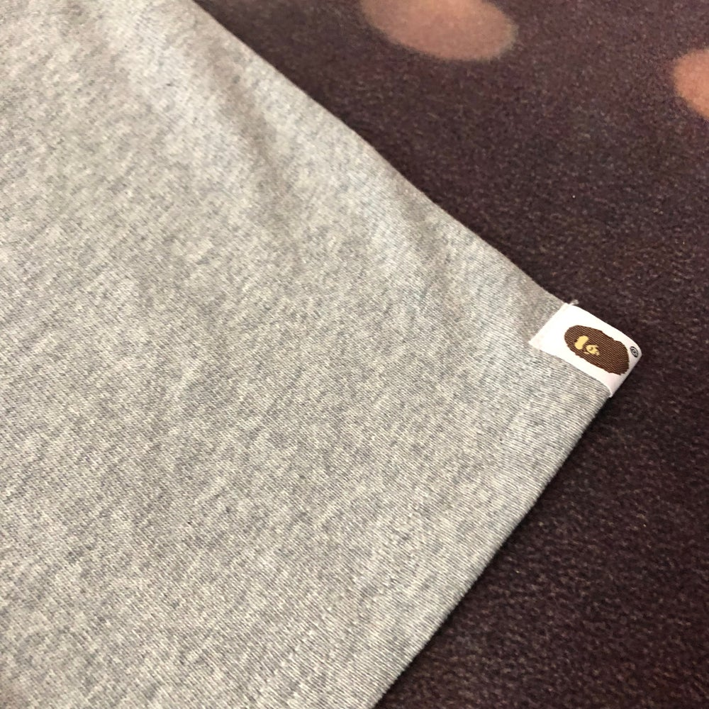 Image of A Bathing Ape - College Tee - Size Medium