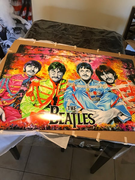 Image of The Beatles Prints