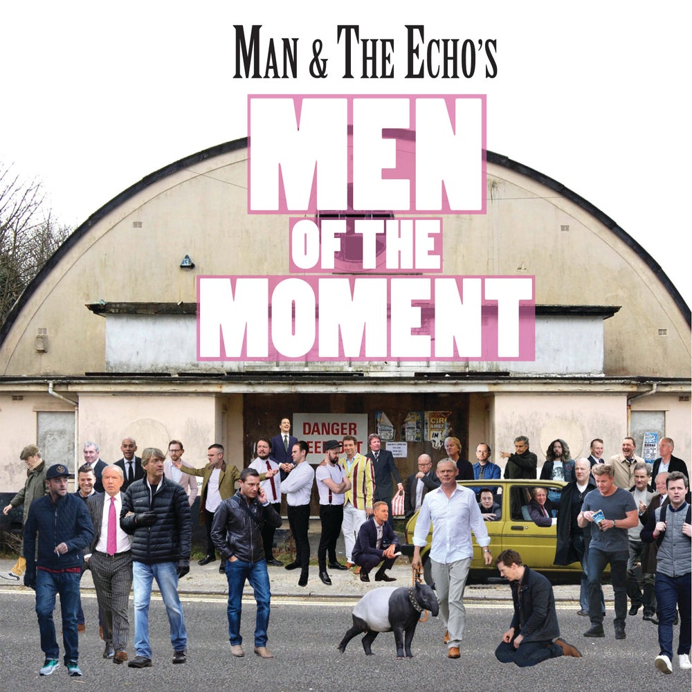 Image of Men of the Moment (Gammon Pink LP)