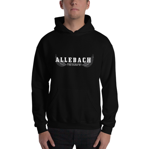 Image of Allebach Photography Black Hoodie (Unisex)