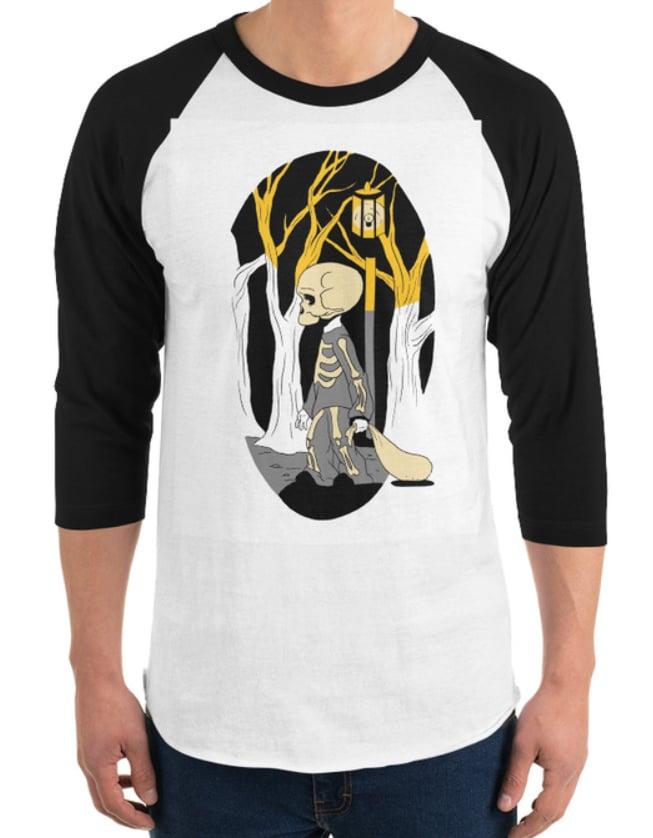 Image of Trick r Treat, KoffinKid Baseball T-shirt
