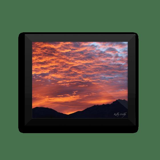 Image of Sunset 6 Framed