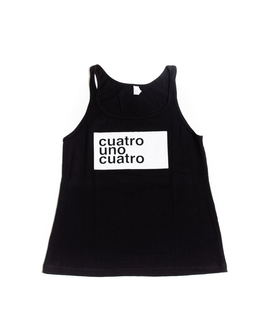 Image of BLACK TANK - WOMEN'S