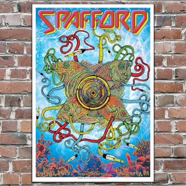 Image of Spafford Westerly Print 7-13-2019