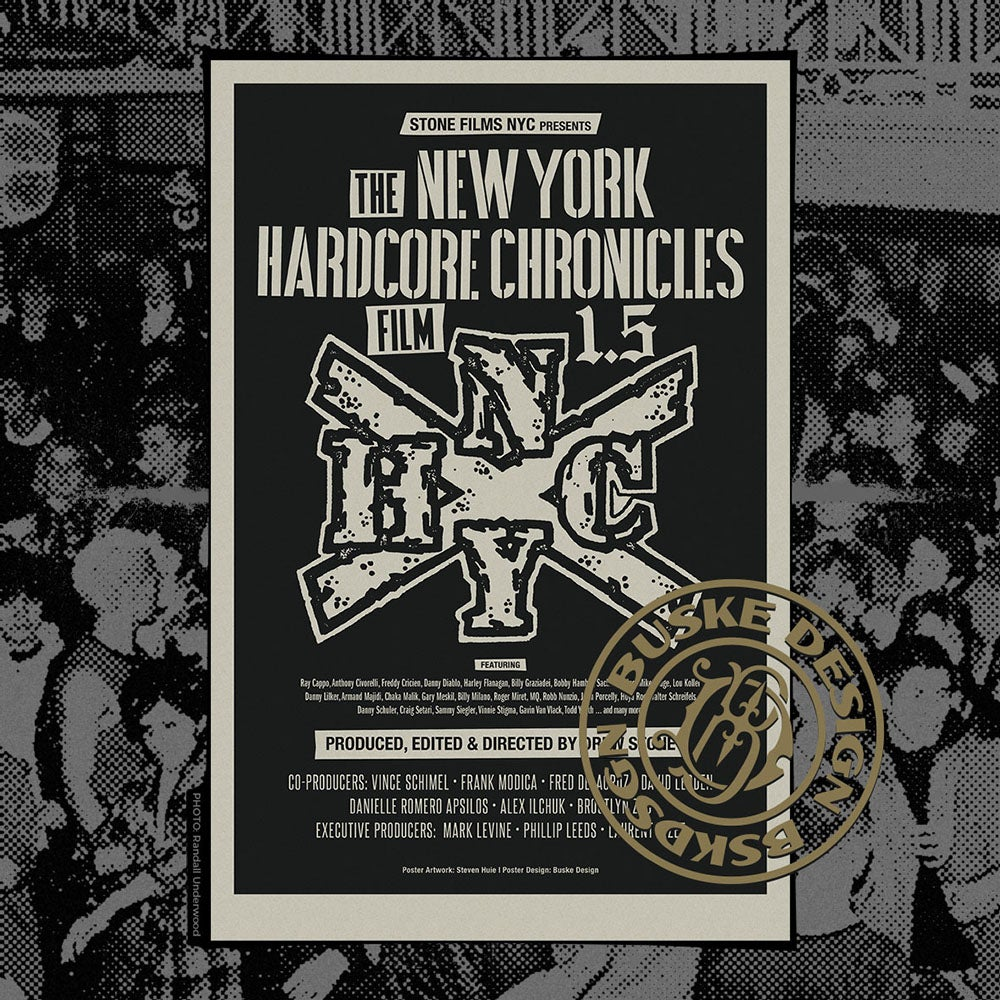 Image of NYHC CHRONICLES 1.5 Print