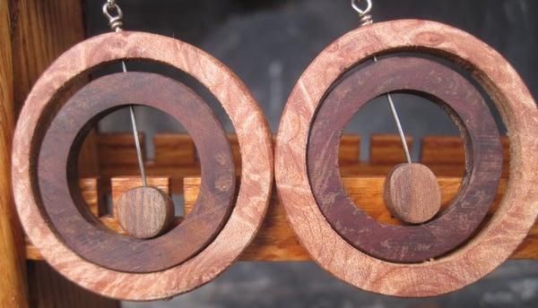 Image of Pendants and Earrings