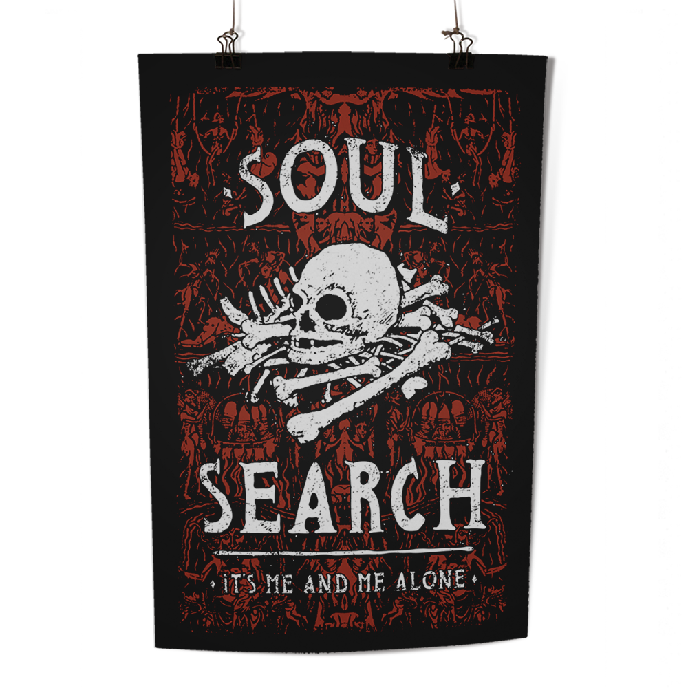 Image of SOUL SEARCH Print