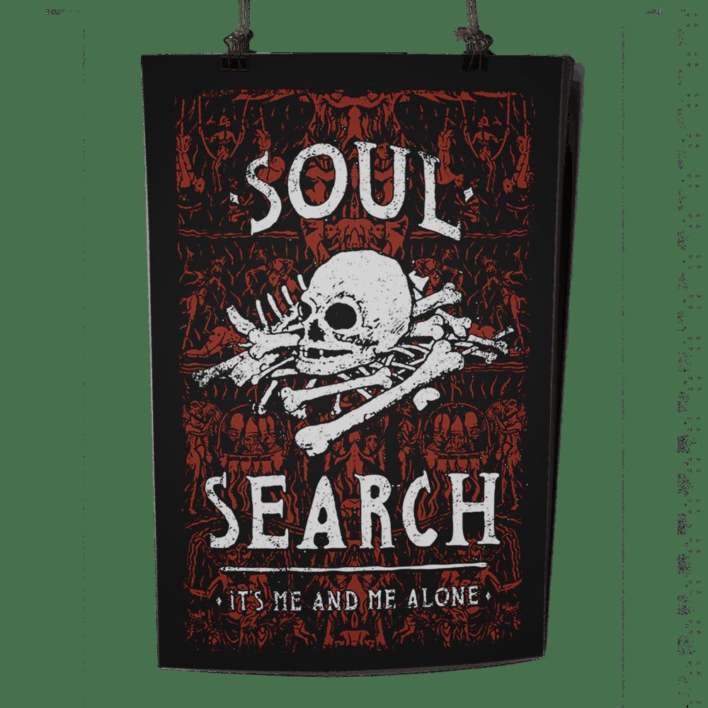 Image of SOUL SEARCH Print