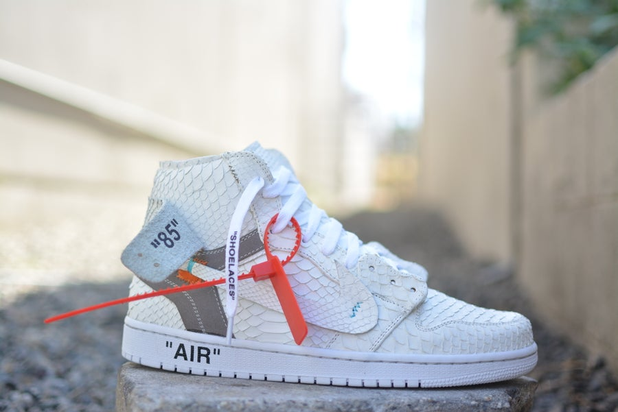 Image of Cocaine Off White Jordan 1