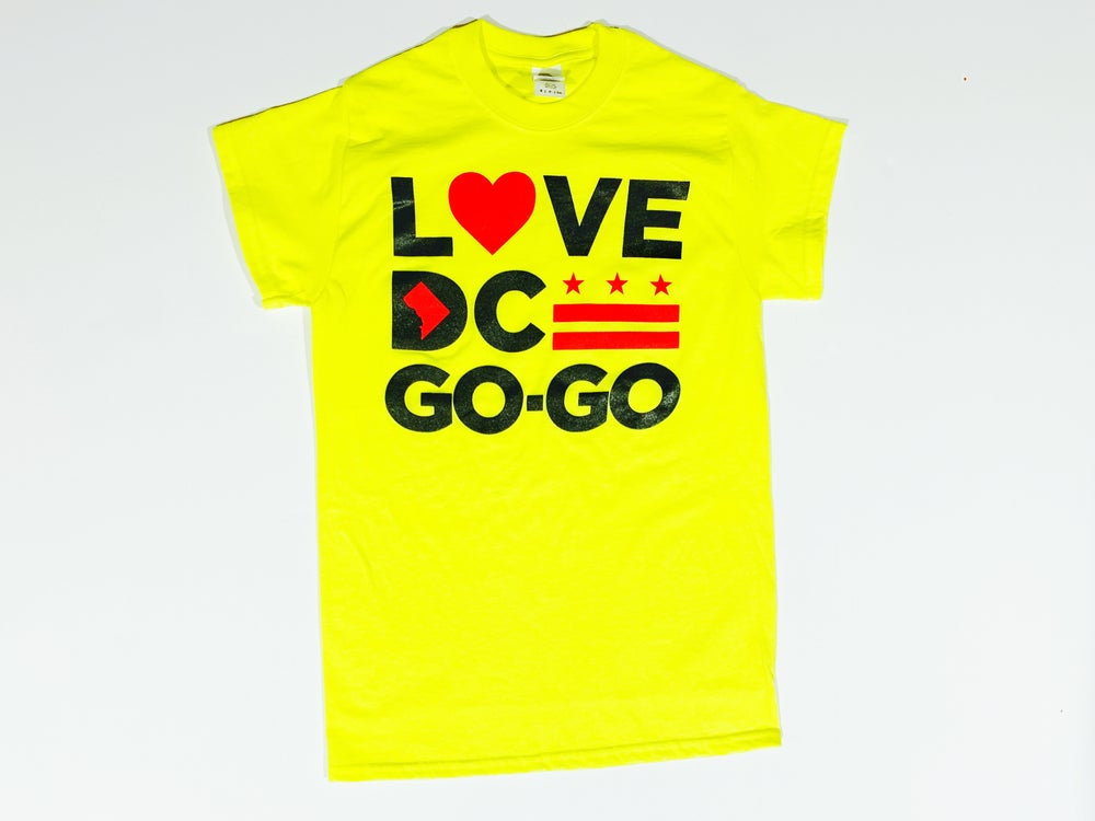Image of Love DC Go-Go - SY