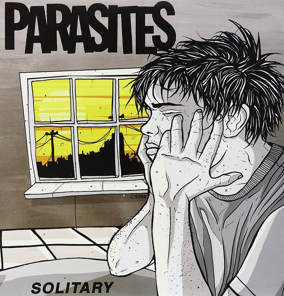 """Image of Parasites - Solitary (12"""")"""
