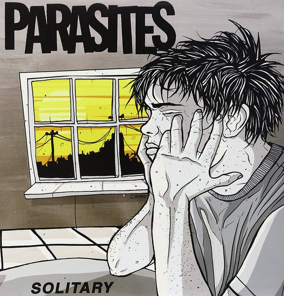 "Image of PARASITES - SOLITARY (12"")"