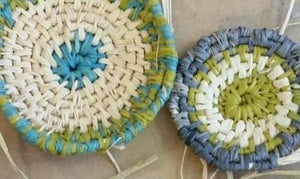 Image of Coiled Basketry Saturday 14th September  10am to 3pm
