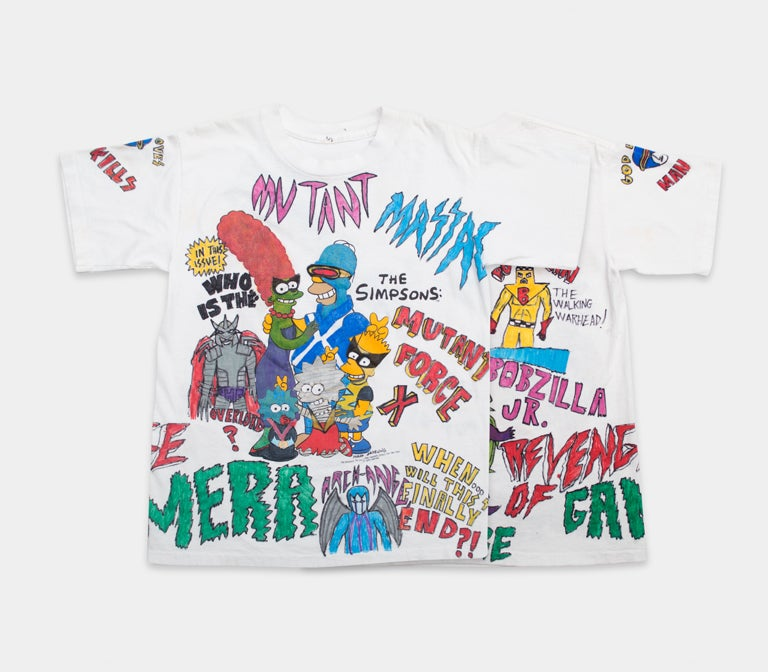 Image of The Simpsons: Mutant Force X Tee