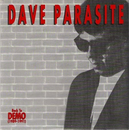 "Image of DAVE PARASITE - BACK TO DEMO (2x7"")"