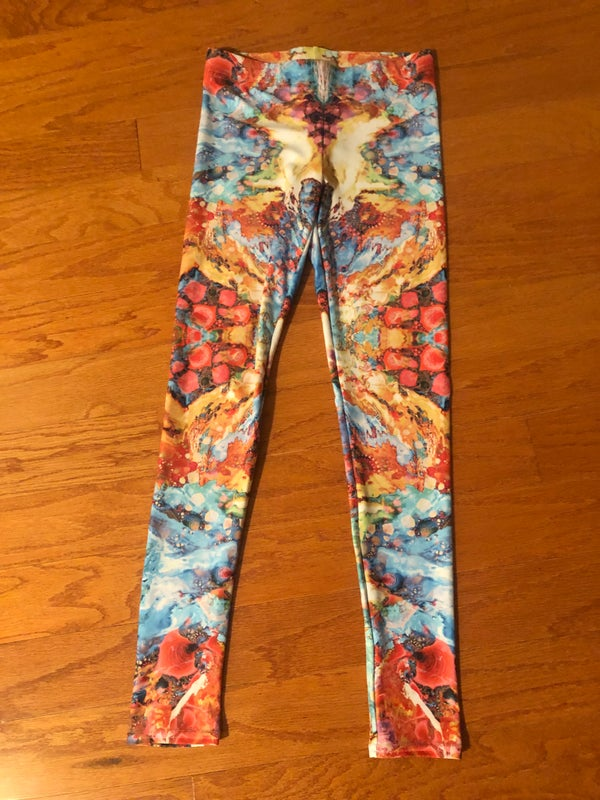 Image of All-over Print Leggings Small