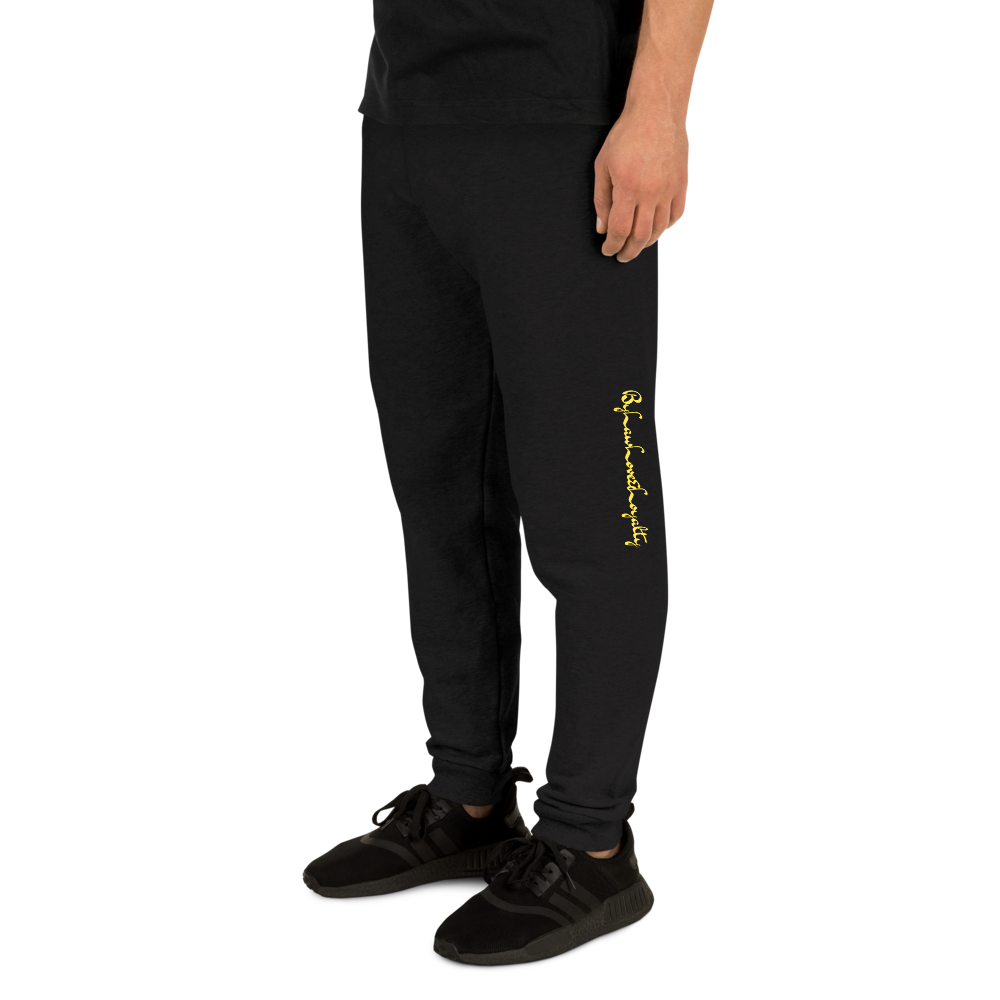 Image of Classic Joggers Bottom Fit (ByLawLove&Loyalty)