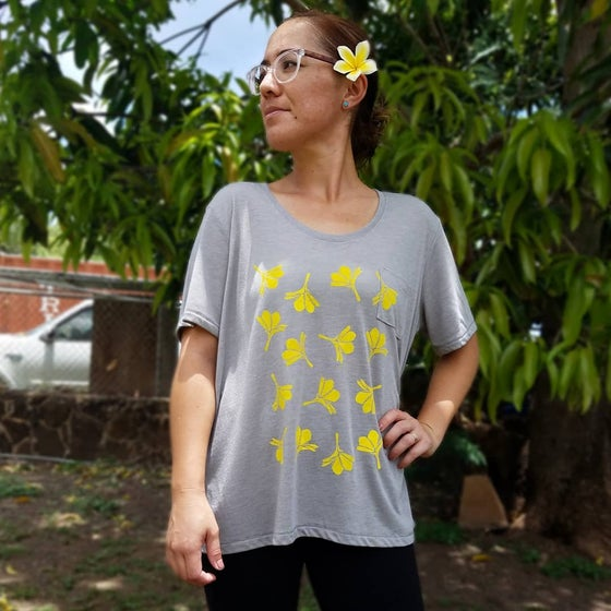 Image of Pua Melia Womenʻs T-Shirt