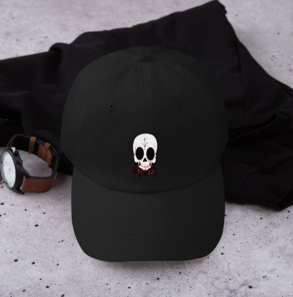 Image of Moral Inks Dad hat