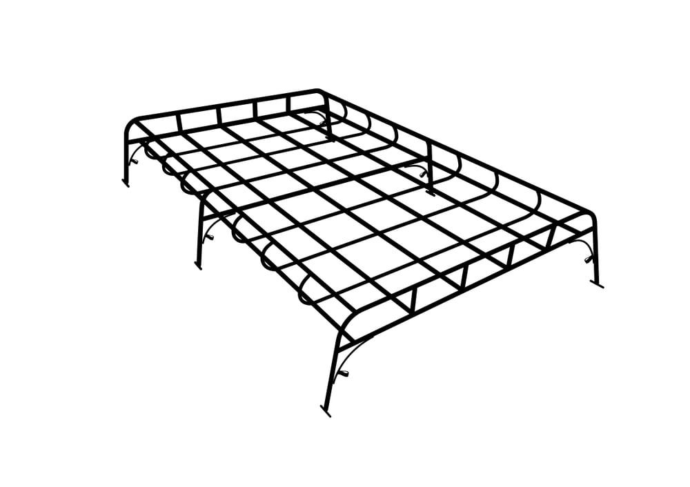 Image of 3/4 rack - 6 leg