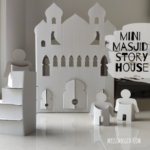 Image of Mini Masjid Story House