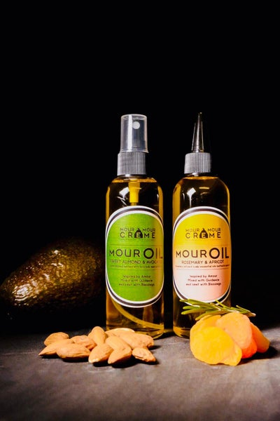 Image of Sweet Almond & Avocado Oil
